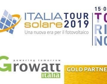 Growatt Italia è sponsor ITALIA-SOLARE