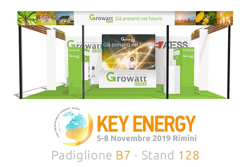 Stand-Growatt-al-Key-Energy-2019