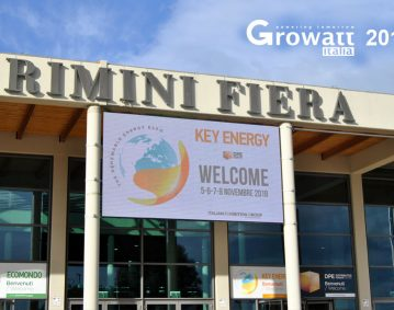 Growatt-al-Key-Energy-2019-Rimini