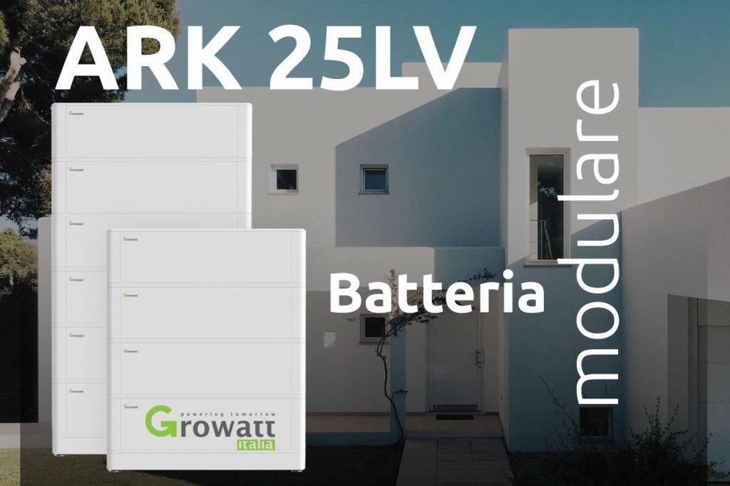 Batterie-Growatt-ARK-25LV