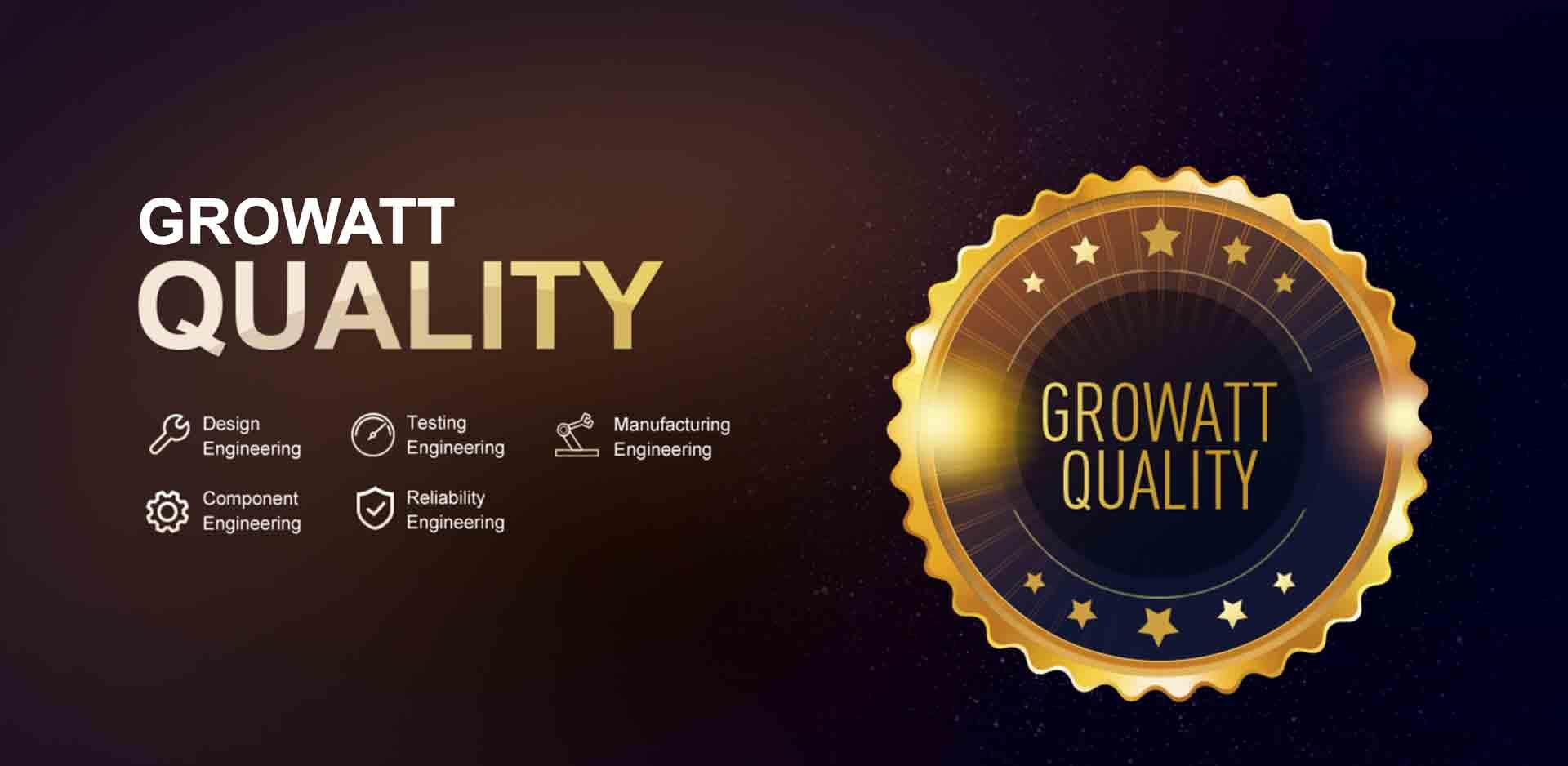 Growatt-quality