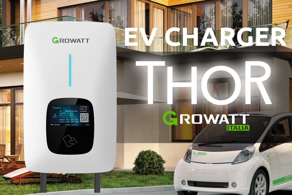 News-EV-CHARGER-Thor-Growatt