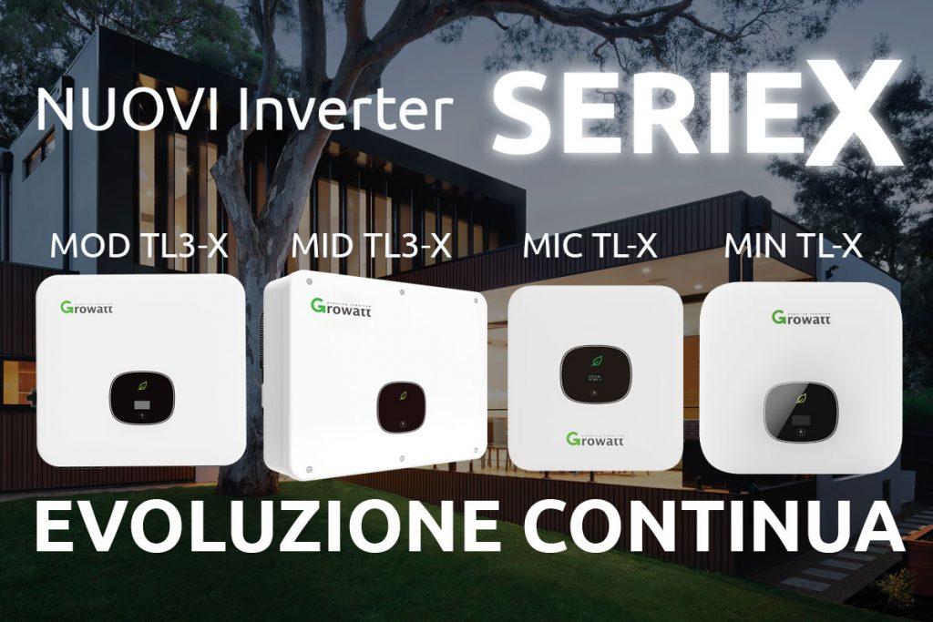 Nuovi-inverter-SERIE-X-MOD-MID-MIC-MIN-Growatt